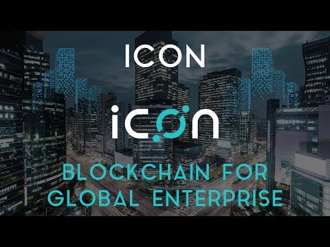 ICON (ICO) | Blockchain for global enterprise