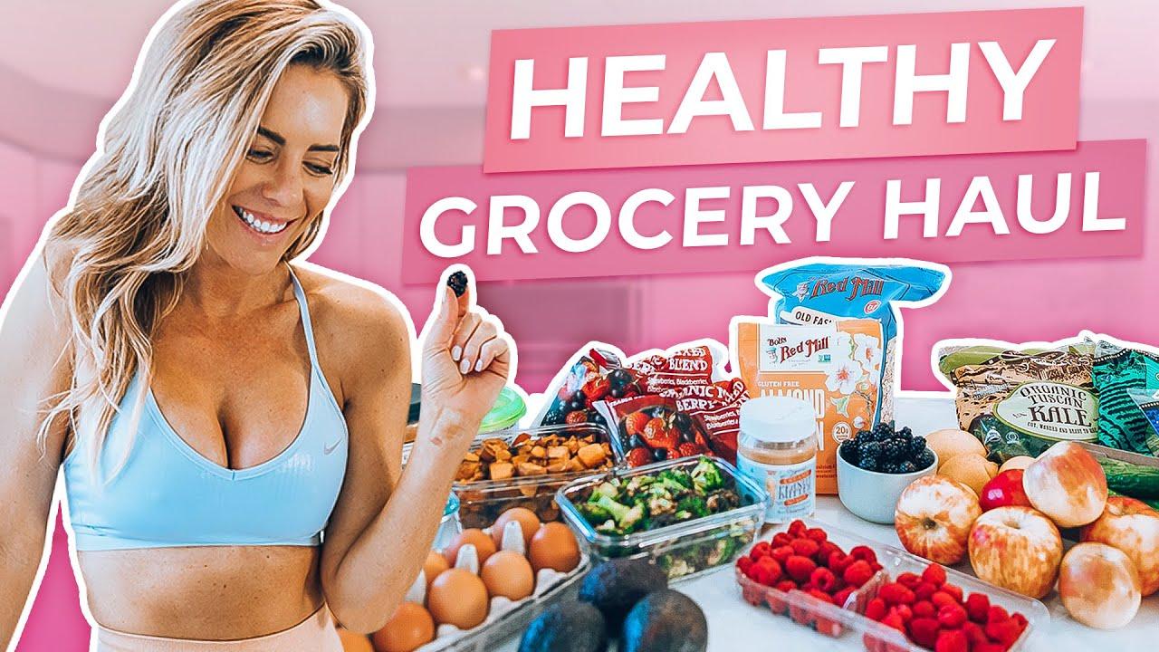 My HEALTHY Grocery Haul + EASY Weekly Meal Prep