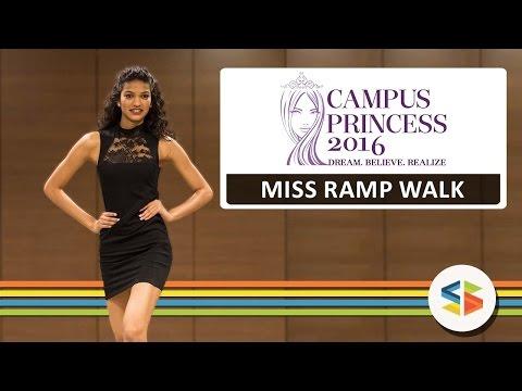 Alesia Raut - Miss Ramp Walk (Campus Princess 2016)