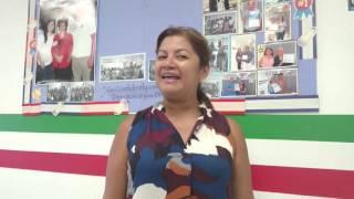Testimonio de CIUDADANIA de la Sra. Rosa Baltazar en Hermandad Mexicana Nacional Spence.