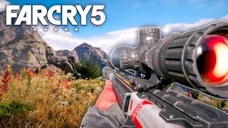 Far Cry 5 - THE ONLY WEAPON YOU NEED (Far Cry 5 Free Roam) #23