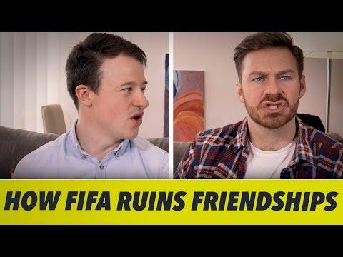 How FIFA Ruins Friendships