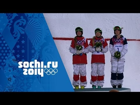 Ladies' Moguls - Finals - Justine Dufour-Lapointe Wins Gold | Sochi 2014 Winter Olympics