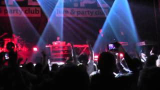 Kosheen @ Live in Moscow, Pipl club (21.03.2013) part 4 by xepion