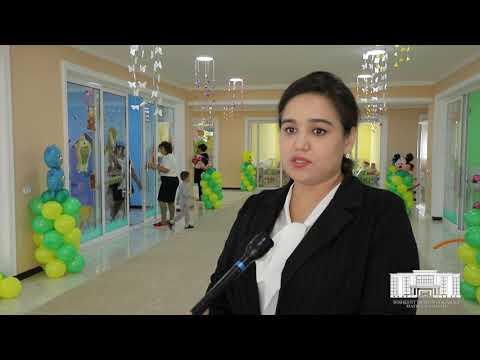 В Сергелийском районе открылся детский сад