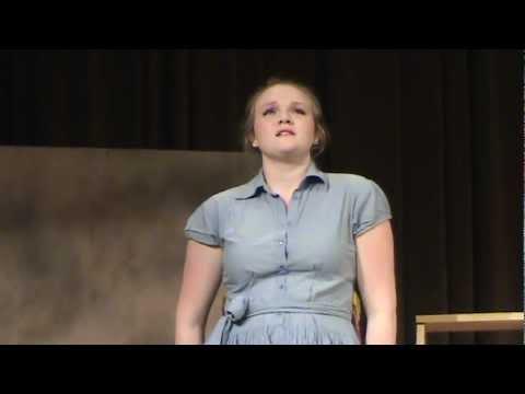 Elizabeth Wall   Ain't It a Pretty Night from Susannah