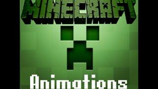 Cách làm phim hoạt hình bằng minecraft animation :))