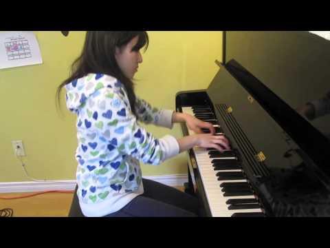 Mamie  - Grade 8 RCM Piano Exam Preparation