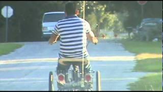 motor on 3wheel bike