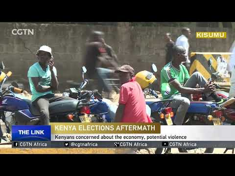 Download Youtube: INTERVIEW: Kenya elections aftermath