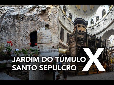 JARDIM DO TÚMULO X IGREJA DO SANTO SEPULCRO - Últimas Notícias De Israel - Cafetorah.com