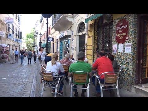 Gibraltar Main Street Tour UK