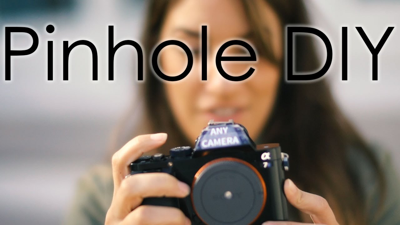 pinhole camera model how to make