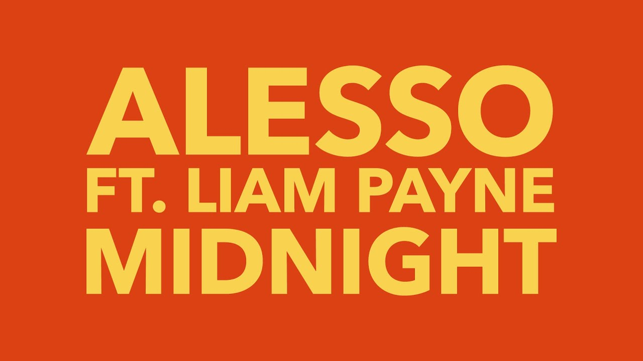Alesso - Midnight feat. Liam Payne (Lyric Video)