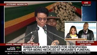 Cuba pays tribute to Mugabe