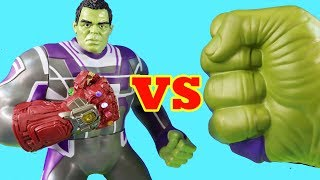 Hulk Family Vs Hulk Family ! The Ultimate Mega Battle ! Superhero Toys