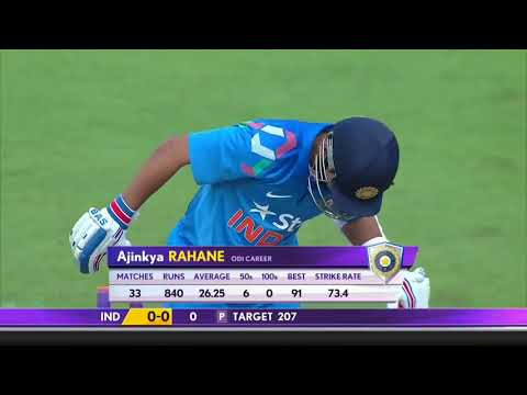 Despacito version  by Ajinkya rahane