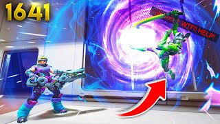 *GALAXY BRAIN* Counter t๐ NANOBLADE 🤯 | Overwatch Daily Moments Ep.1641 (Funny and Random Moments)