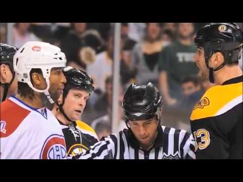 Rivalry Canadiens vs Bruins