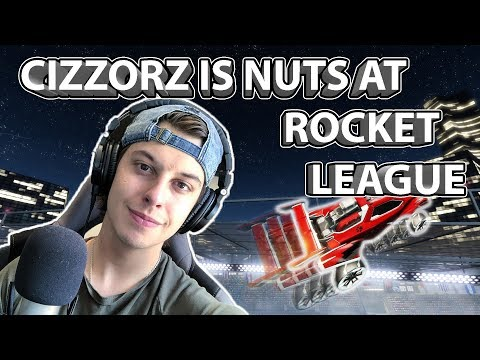 CIZZORZ IS NUTS AT ROCKET LEAGUE | Grand Champion 2v2 with Faze Cizzorz thumbnail