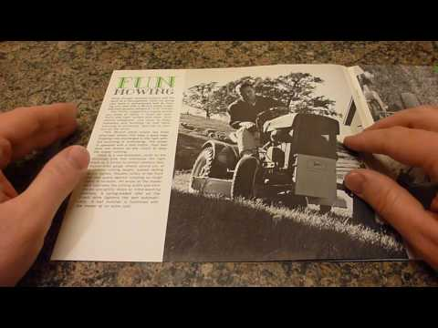 John Deere History 5: The 110 in 1963 and 1964