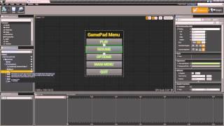unreal engine 4 umg using a gamepad new version see below