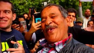 Muslims mock a Christian preacher - Speakers Corner