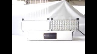 = Slsllc 3101 Deck Led Lights Clear Clear 4 Patterns =