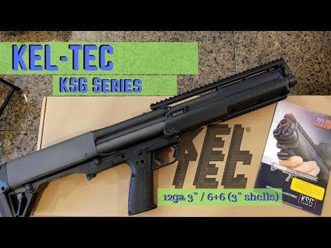 Kel-Tec KSG Series 12ga Shotgun