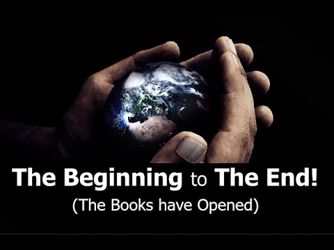 The Beginning To The End! (the Books Have Opened)