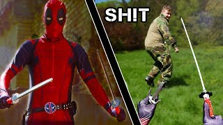 Scaring the $&*% out of Players in a DEADPOOL COSTUME!(Part 2)