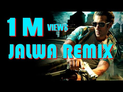 Jalwa on the house remix full song full HD flim-Wanted #SalmanKhan #tseries #No1Trending #Bharat