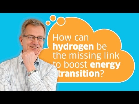 How can hydrogen be the missing link to boost energy transition?