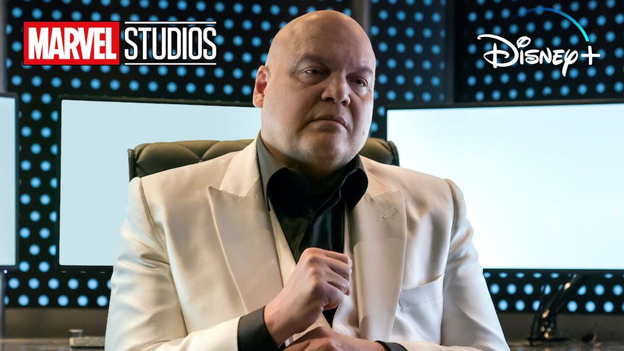 """BREAKING! KINGPIN CONFIRMED FOR MCU Vincent D""""Onofrio Disney Plus Series Cameo Revealed"""