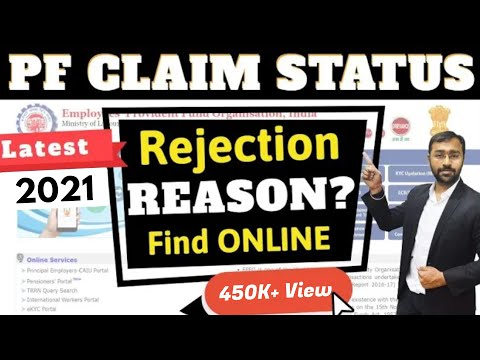 EPF claim rejected? How to check PF claim status online