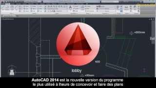 AutoCAD 2014 -- Français -- Disponible au téléchargement gratuit | EAZEL
