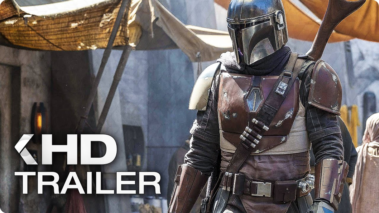 The Mandalorian Trailer 2019 Star Wars Youtube
