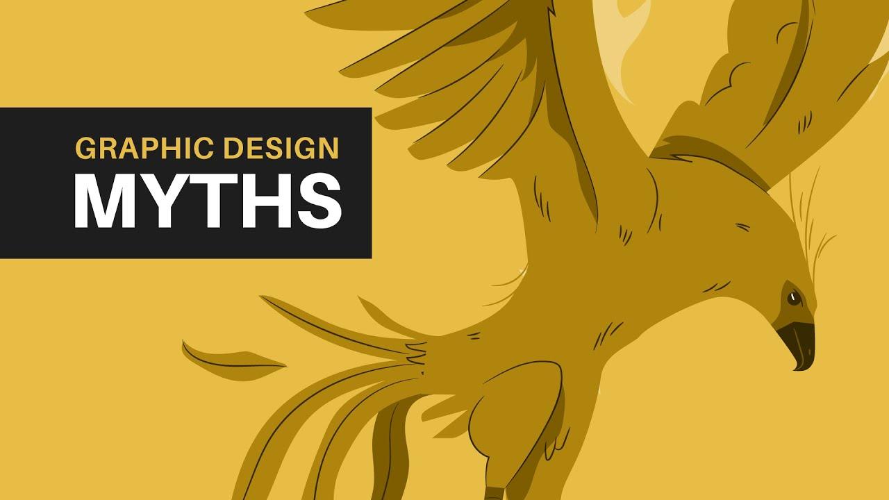 3 Design Myths You SHOULDN'T BELIEVE! (Golden Ratio 👎)