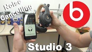 Beats Studio 3 Wireless Unboxing Review Headphones