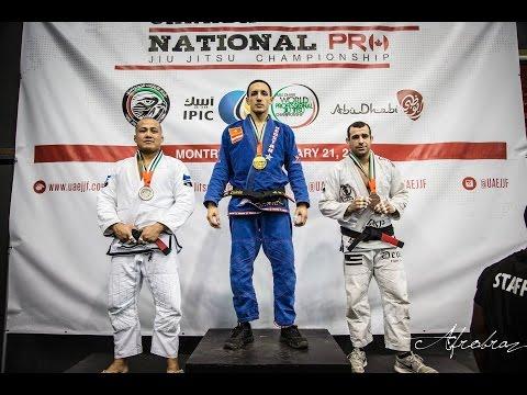 Epi 152 Double Black Belt Dainis Nguyen