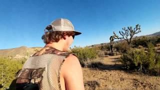 My first time HUNTING! Yucca Valley, CA - Vlog #7
