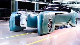 Rolls-Royce Vision Official Commercial World Premiere Rolls-Royce Concept Driverless Car CARJAM TV