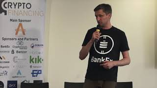 CRYPTO-FINANCING 2017 ICO PITCH | BANKEX