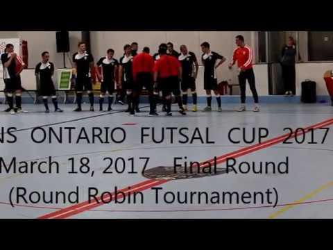 2017 Men's Ontario Futsal Cup