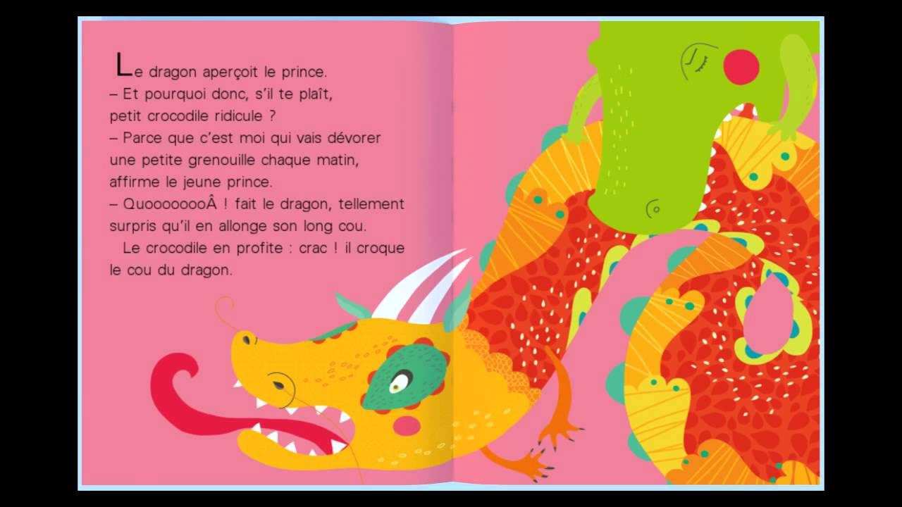 le dernier roi crocodile histoire pour enfants dok o tv youtube. Black Bedroom Furniture Sets. Home Design Ideas