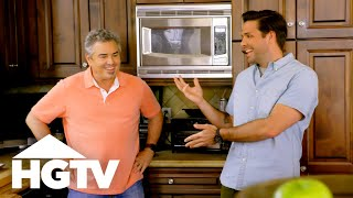 Christopher Knight | Back Home with the Bradys | HGTV
