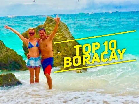 Top 10 Boracay Best Things to Do Places to See Travel Guide Tour by HourPhilippines.com