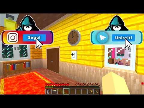 MIA FIGLIA DOLCETTINA vuole DORMIRE con ME?! - Minecraft Who's Your Daddy?