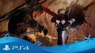 Nioh | PSX 2016 Gameplay Trailer | PS4