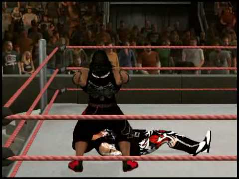WWE SmackDown vs. RAW 2010 11/26/09 12:53